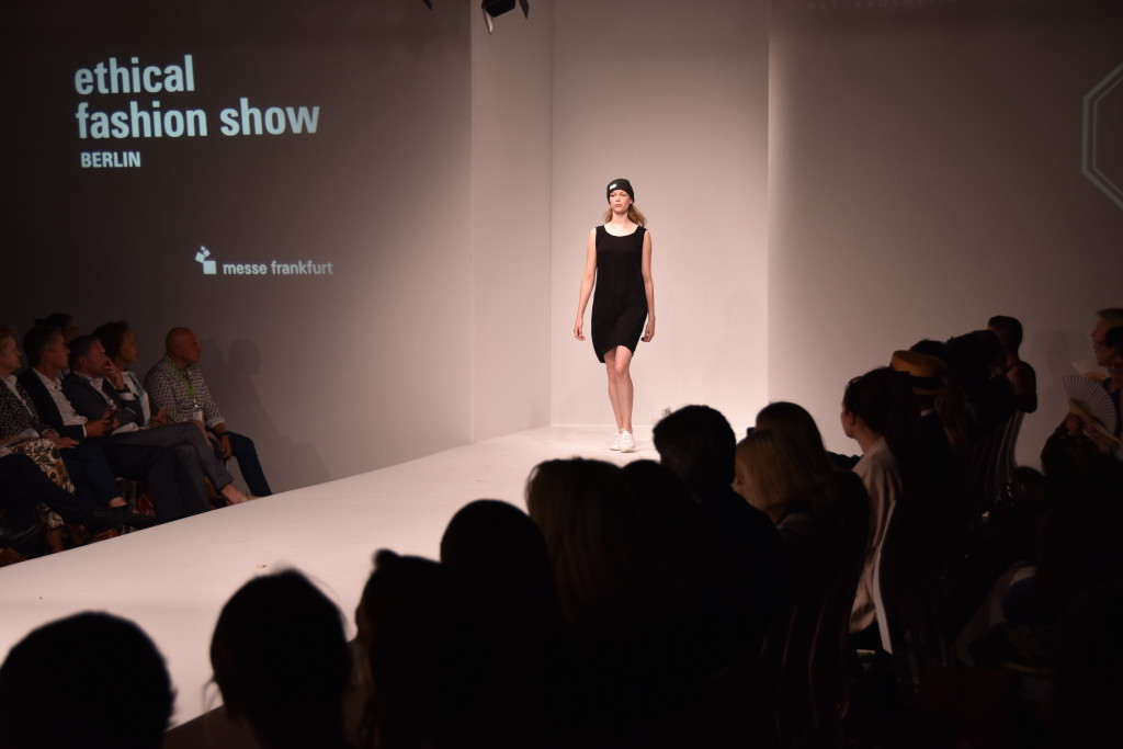 Berlin Ethical Fashion Show Jersey Dress renewcellsödra